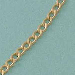 Cuban Curb Link Necklace
