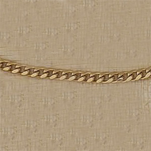 Rounded Cuban Link Necklace