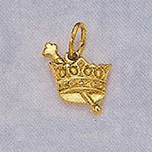 Royal Crown Pendant