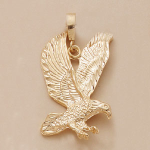Soaring Eagle Power Pendant