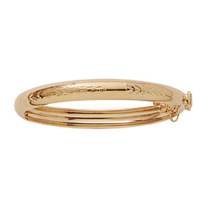 Kid's Open & Close Bella Bangle