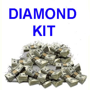 SUNSHINE DIAMOND KIT