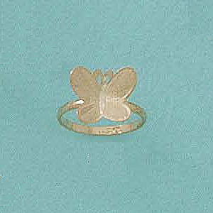 Butterflies are Free Ring