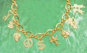Lucky Charms Bracelet and Anklet at Sunshine Jewelry